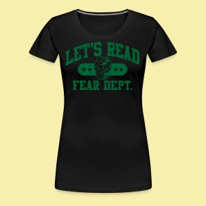 Athletic Green - Inverted for Dark Shirts - Women's Premium T-Shirt