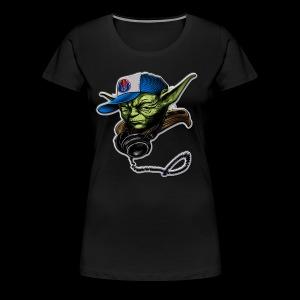 dj yoda - Women's Premium T-Shirt