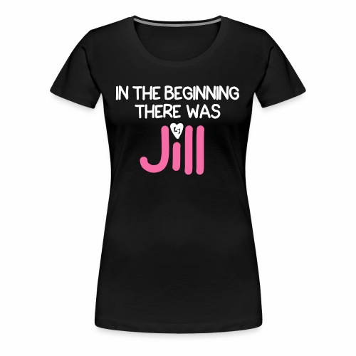 Women's In the beginning there was House Shirt - Women's Premium T-Shirt