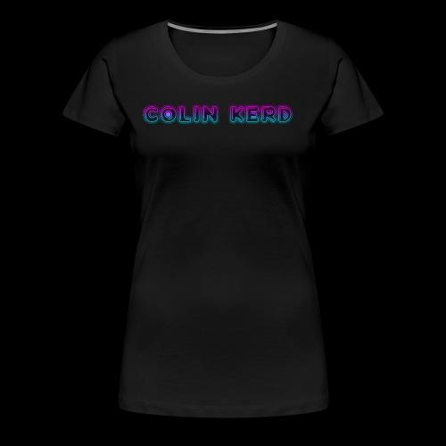 Colin Kerd (UPDATED) - Women's Premium T-Shirt