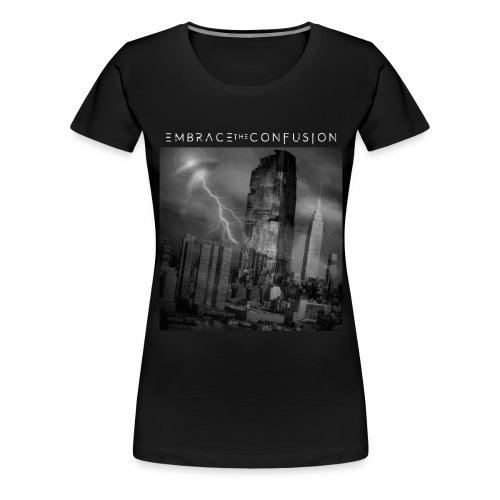 Embrace The UFO - Women's Premium T-Shirt