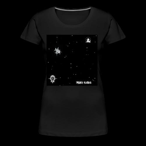 Spotty Crunch Alaska - Women's Premium T-Shirt