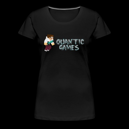 Quantic_GamesYT - Women's Premium T-Shirt