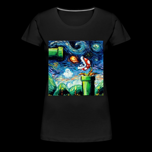 A Stroke Of Brilliance - Women's Premium T-Shirt