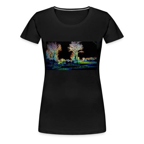 PsychodelicPicnic - Women's Premium T-Shirt