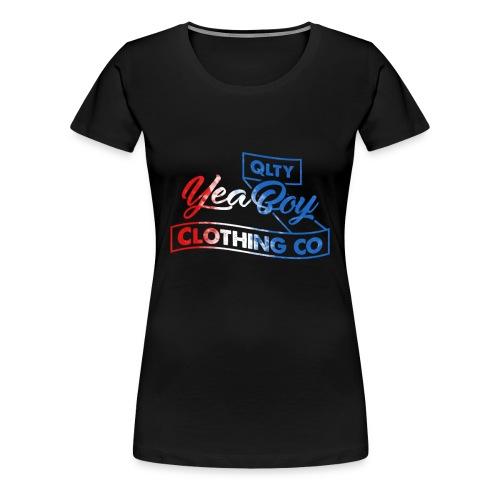 Yeaboy Clothing - Women's Premium T-Shirt