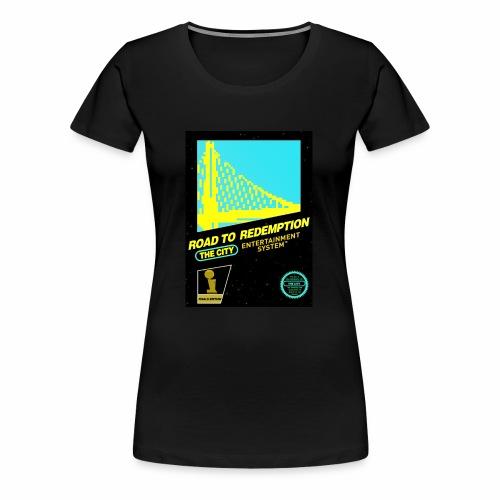 Road to Redemption - Women's Premium T-Shirt