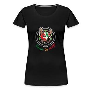 cinco de mayo charlotte chihuahua race - Women's Premium T-Shirt