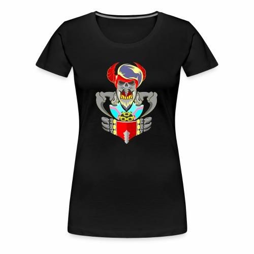 King in Hell - Women's Premium T-Shirt
