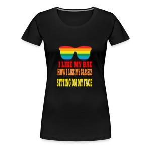 sunglasses - Women's Premium T-Shirt