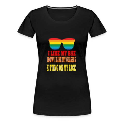 sunglasses - Women's Premium T-Shirt
