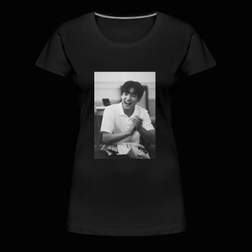 BTS - Jungook - Women's Premium T-Shirt
