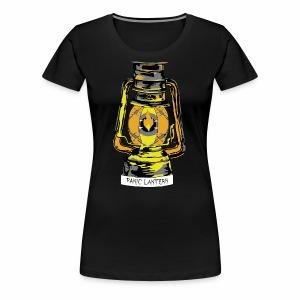 Panic Lantern - Women's Premium T-Shirt