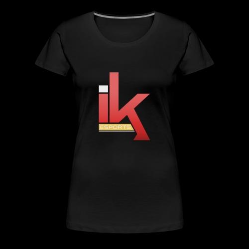 iKronic eSport Red - Women's Premium T-Shirt