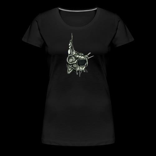 Probe - Women's Premium T-Shirt
