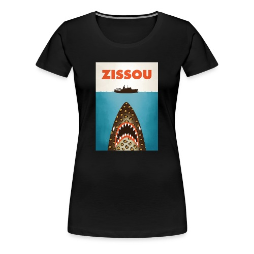 zissou - Women's Premium T-Shirt