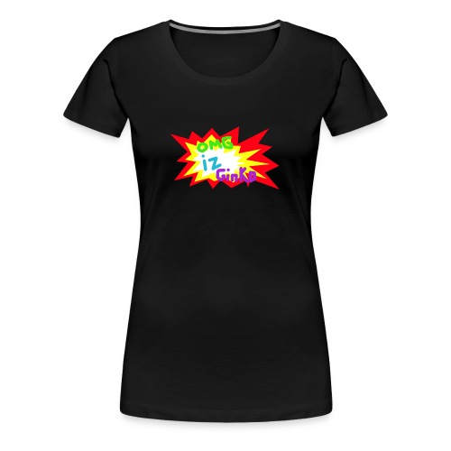 Official Ginko Logo - Women's Premium T-Shirt