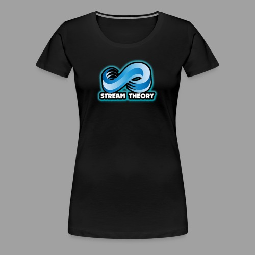 Stream Theory - Women's Premium T-Shirt