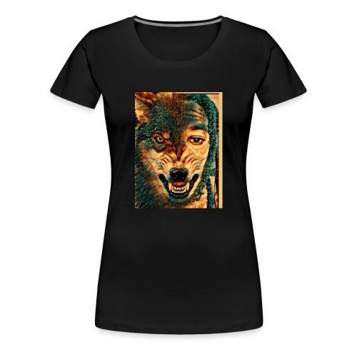 Inner Beast - Women's Premium T-Shirt