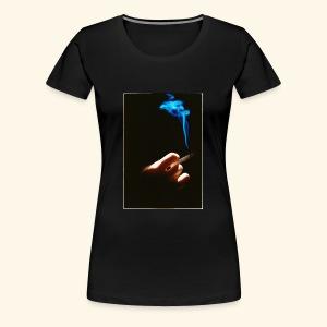 Smoke - Women's Premium T-Shirt