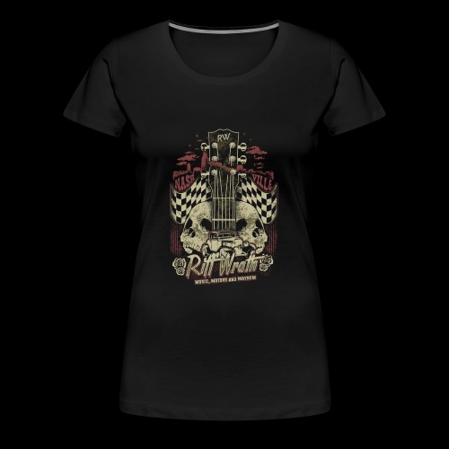 Riff Wrath - Women's Premium T-Shirt