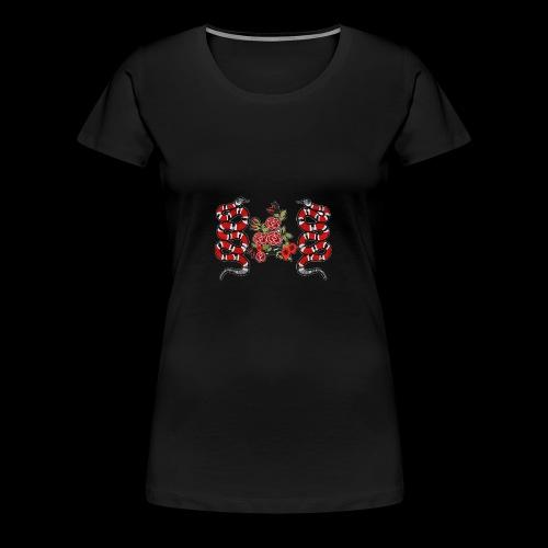 RedDiamom - Women's Premium T-Shirt