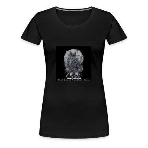 peisithanatosoriginalcover66688 - Women's Premium T-Shirt