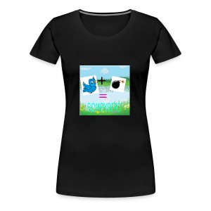merchandise logo - Women's Premium T-Shirt
