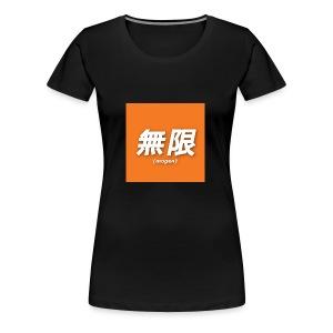 mugen logo - Women's Premium T-Shirt