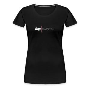 Axe Capital - Women's Premium T-Shirt