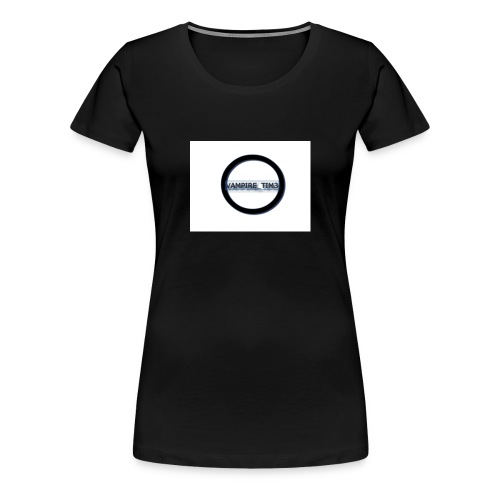 channel - Women's Premium T-Shirt