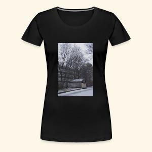 Snowy - Women's Premium T-Shirt