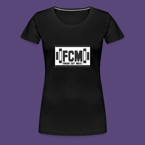 fcmmm - Women's Premium T-Shirt