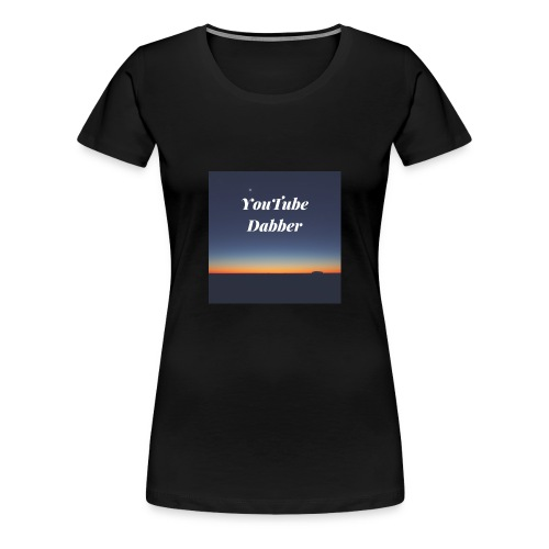 YouTube Dabber - Women's Premium T-Shirt
