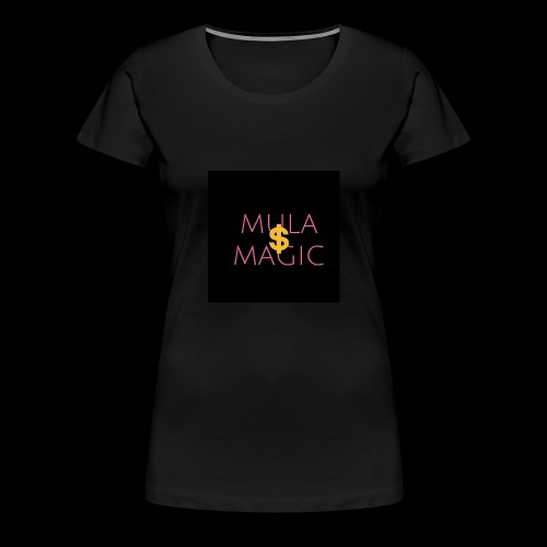 Mula magic graphics - Women's Premium T-Shirt