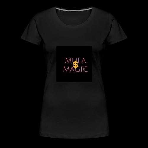 Mula magic graphics - Women's Premium T-Shirt