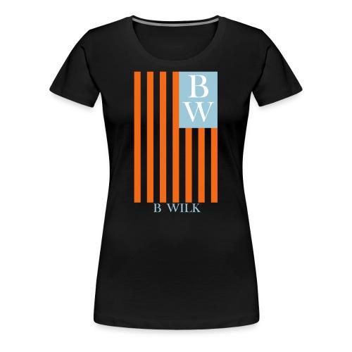 USA BWILK - Women's Premium T-Shirt