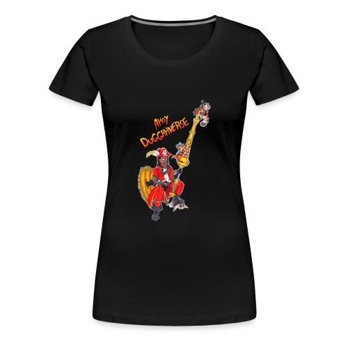 Ahoy Duggahverse! - Women's Premium T-Shirt