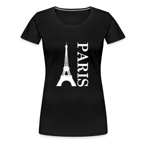 Menara eifell Paris Logo - Women's Premium T-Shirt