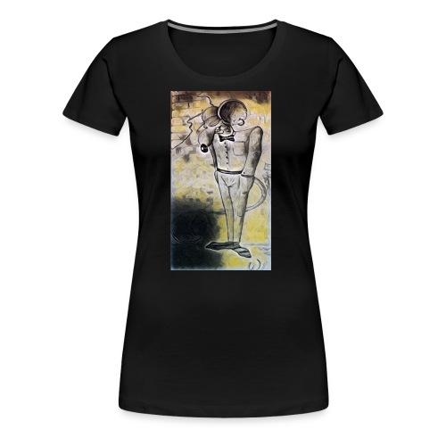 Shadow mouse - Women's Premium T-Shirt