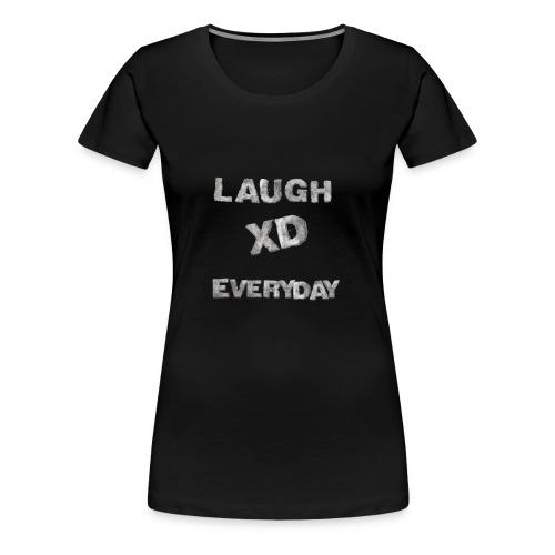 AD5C7F2B 6CD2 498B 91A2 3CAB8E5E4331 - Women's Premium T-Shirt