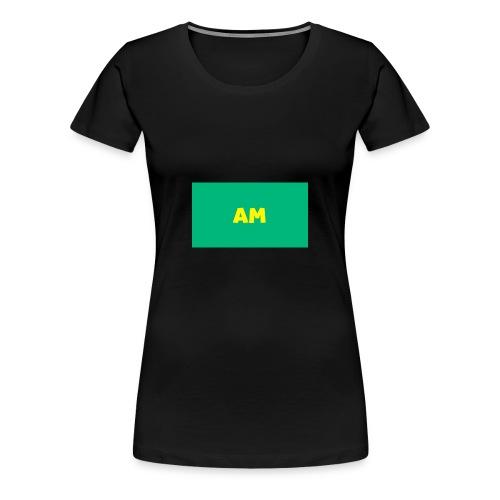 ankitminer - Women's Premium T-Shirt