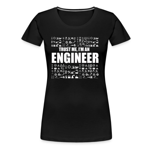 Engineer T-Shirt Limited Edition - Women's Premium T-Shirt