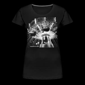 Experience life - Women's Premium T-Shirt