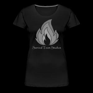 Survival Team Studios Logo_v1 - Women's Premium T-Shirt
