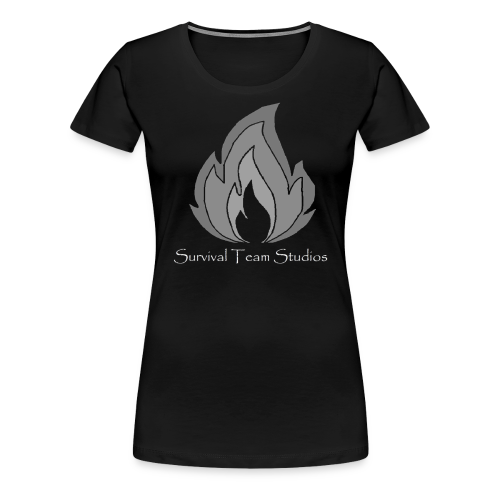 Survival Team Studios Logo_v1 - Women's Premium T-Shirt