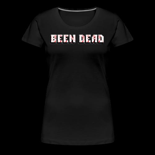 beendead OG - Women's Premium T-Shirt