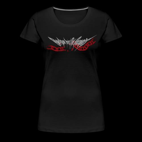 Chained 2 BHCR - Women's Premium T-Shirt