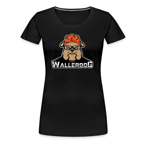 Wallerdog - Women's Premium T-Shirt