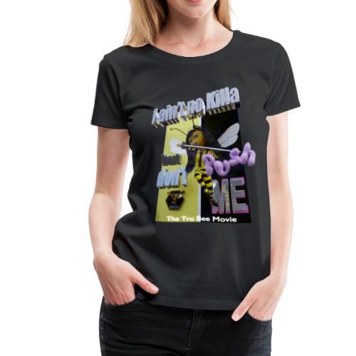 DontPush - Women's Premium T-Shirt
